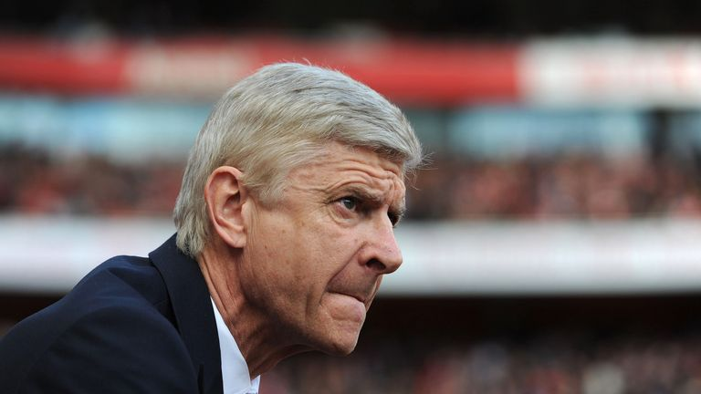 Arsene Wenger could miss out on the signature of Higuain