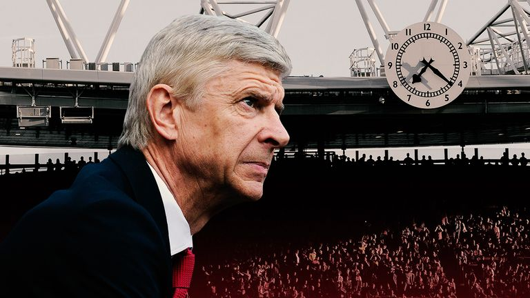 Is the clock ticking on Arsene Wenger's long reign as Arsenal manager?