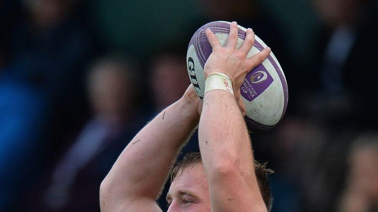 Ben Sowrey will be playing for Newcastle Falcons next season
