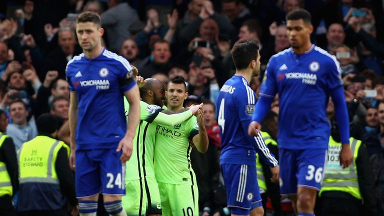 Chelsea were not at the races in the weekend defeat by Man City