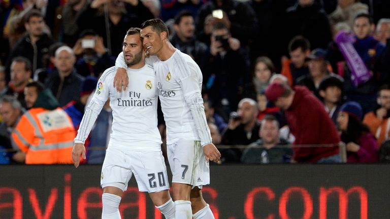 Jese scored six goals and assisted six more in 39 appearances for Real in the 2015/16 campaign