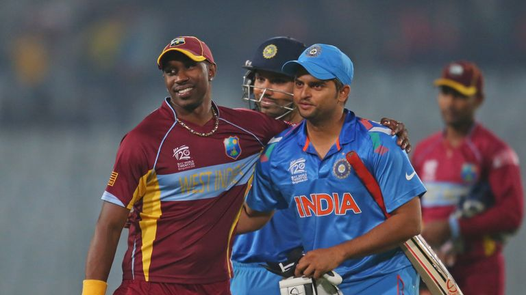 The West Indies and India will play against each other for the first time since the abandoned tour of 2014