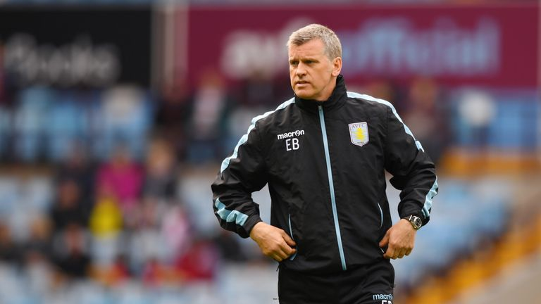 Former Aston Villa boss Eric Black is joining as Puel's assistant