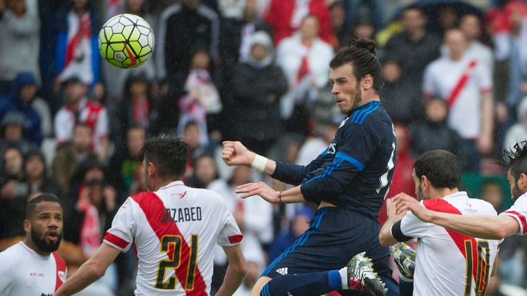 Real Madrid's Gareth Bale bagged a brace to seal victory