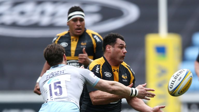 Dai Young believes George Smith is one of the Premiership's best ever imports