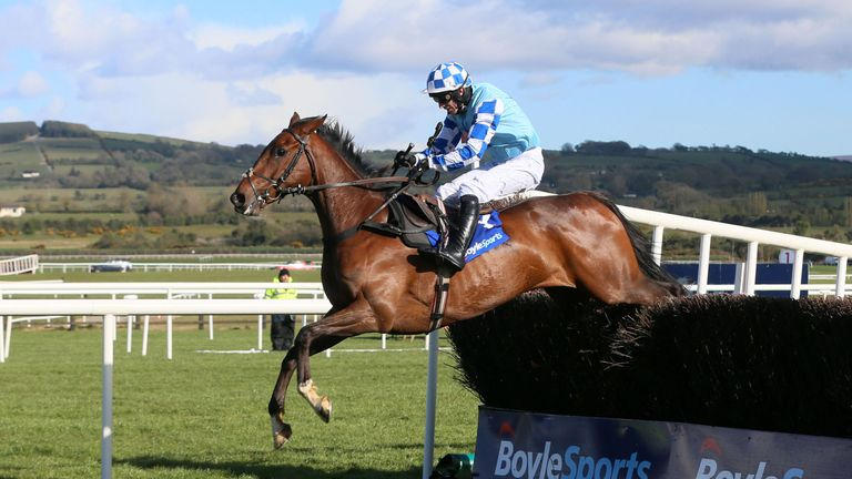 God's Own ridden by Paddy Brennan