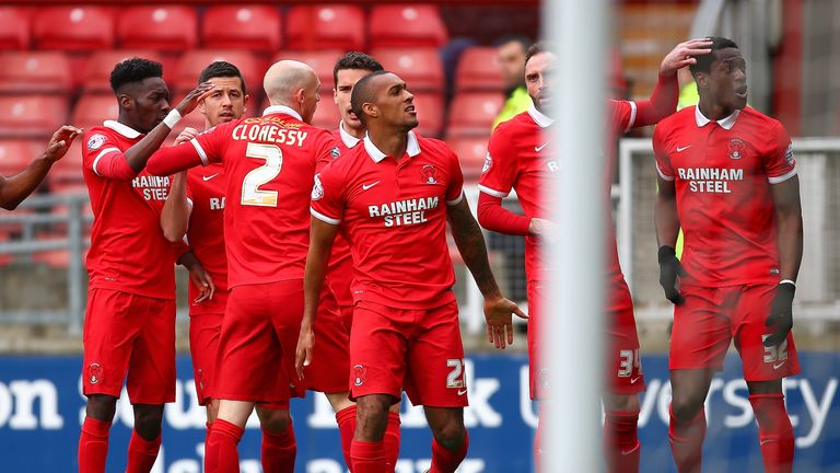Leyton Orient striker Jay Simpson is the favourite to win the League Two Golden Boot