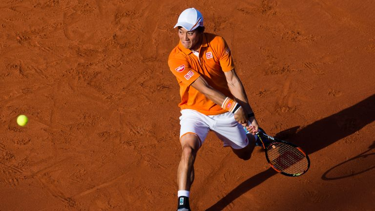 Nishikori fought hard but missed out on a third straight Barcelona title