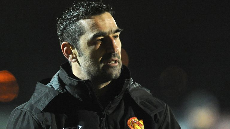 Coach Laurent Frayssinous is thrilled to have Garcia back