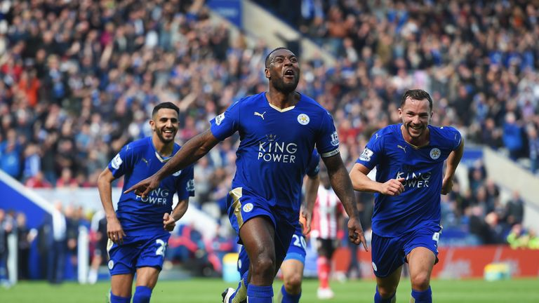 Wes Morgan recently scored his first goal of the season to secure victory over Southampton