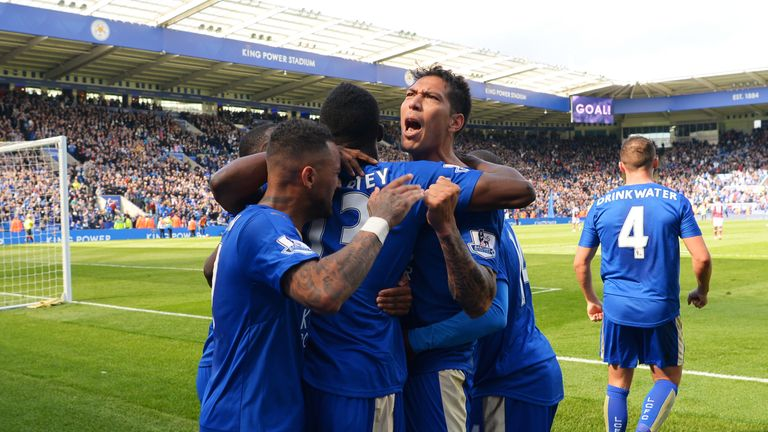 Leicester City will play in the Champions League group stage next season