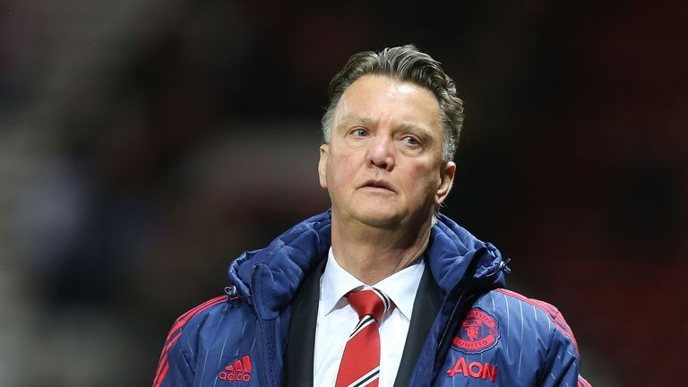 Louis van Gaal's future beyond the FA Cup final remains in doubt