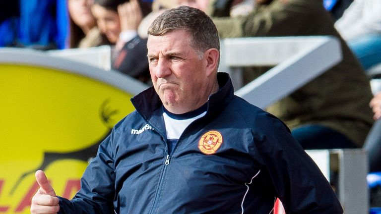 Mark McGhee is thrilled to clinch three new signings