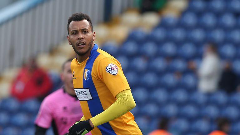 Matt Green signed for Mansfield on a free transfer from Birmingham last year