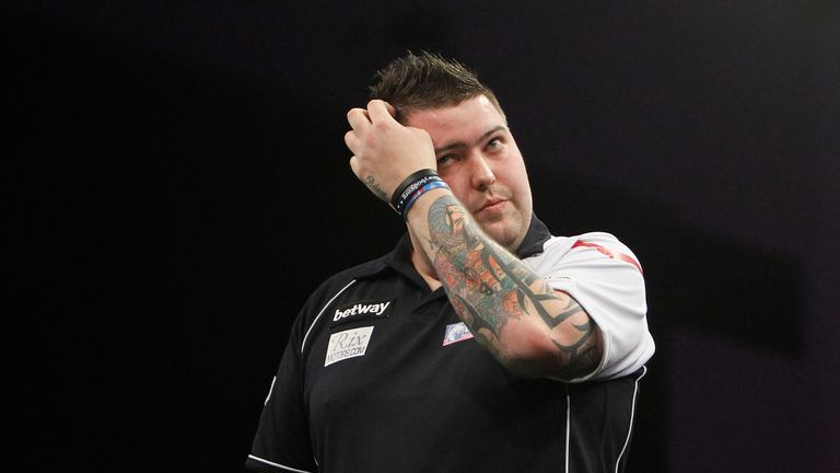 Michael Smith will look to put a disappointing season behind him one year on from his run to the last eight