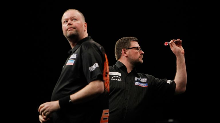 Wade sealed Premier League glory a decade ago, while Van Barneveld triumphed in 2014