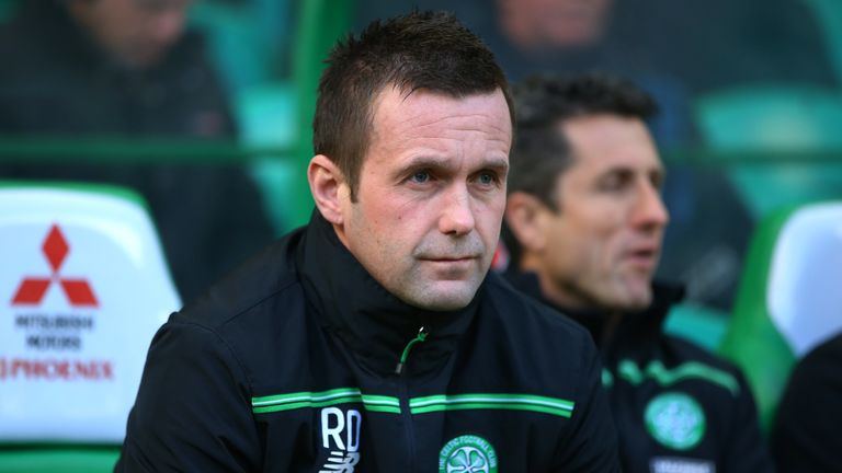 Deila stepping down from Celtic post at the end of the season