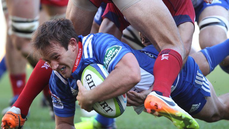 Nic Groom will leave Super League side the Stormers for Northampton in time for the 2016/17 English season