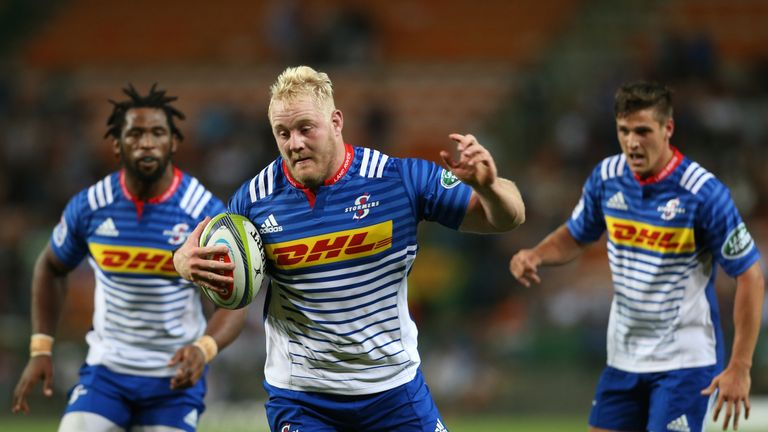Vincent Koch crossed in the final play of the Stormers' victory over the Reds