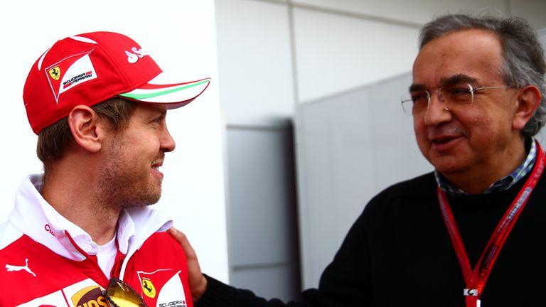 Ferrari chairman Sergio Marchionne expects wins soon