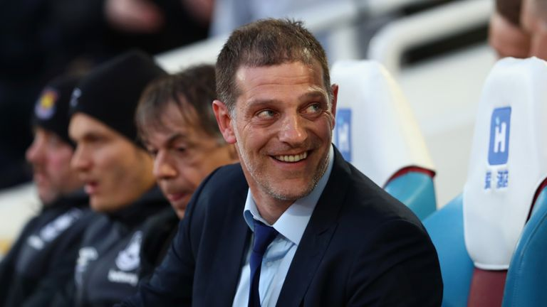 Slaven Bilic is shaping his squad ahead of West Ham's first season at the Olympic Stadium
