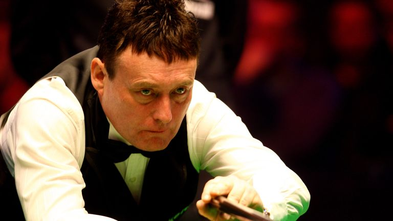 Jimmy White's hopes of reaching the World Championship were dashed