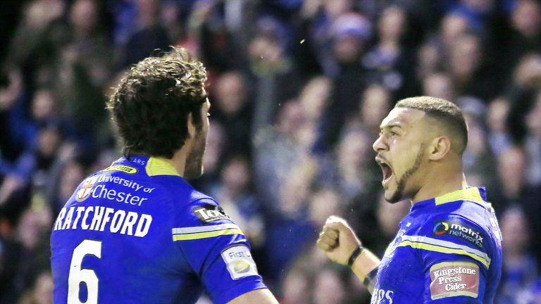 Warrington Wolves take on Castleford Tigers in Newcastle