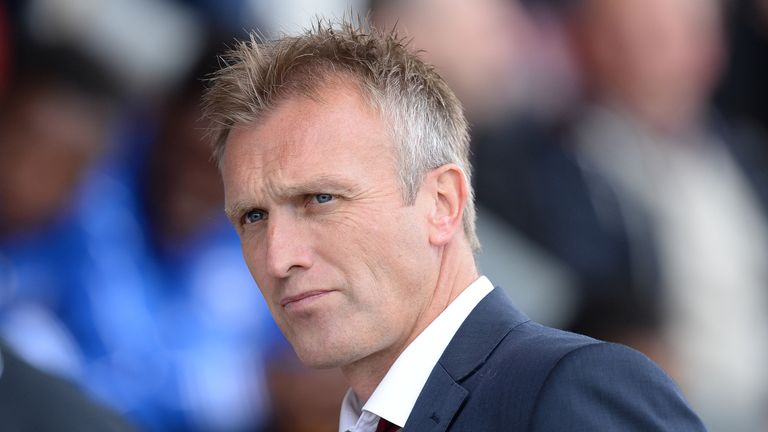 Steve Davis has left Leyton Orient with the club sitting 19th in the National League