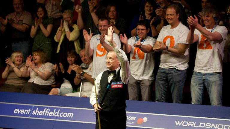 Steve Davis failed to make the World Championships this year