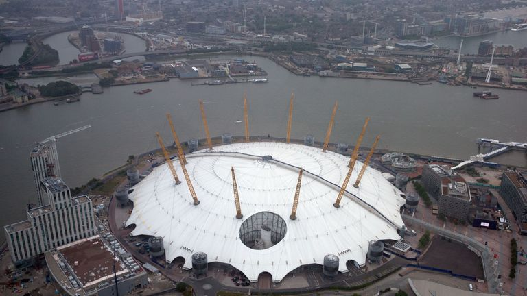 Soccer Sixes will be at The O2 in London, July 13-16