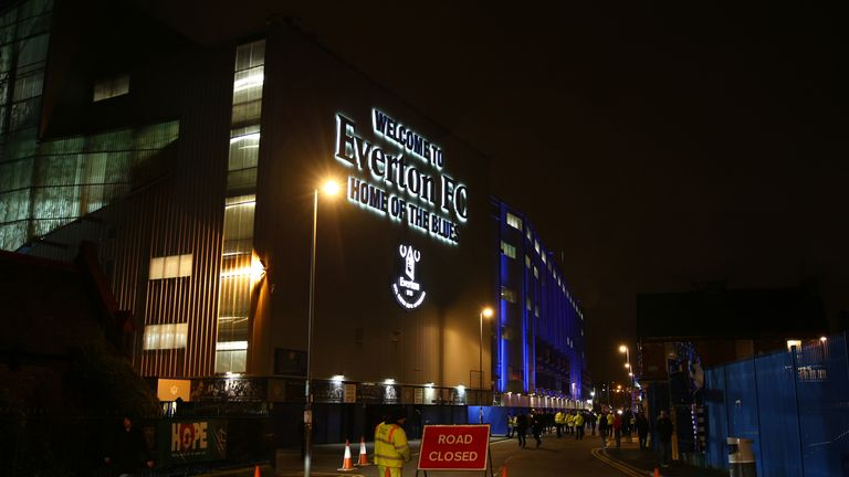 Goodison Park will host Bellew's world title bout