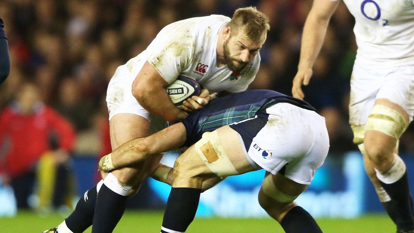 Joe Marler Risks Disciplinary Action Over Bob Dwyer Tweet