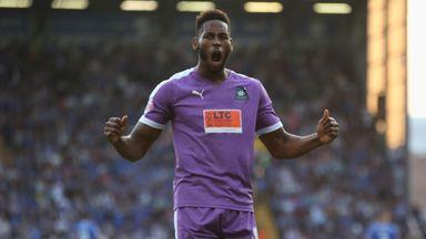 Jamille Matt has joined Grimsby on loan