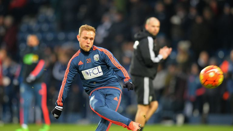 Alex Pritchard was loaned to West Brom in February and could be set to leave Tottenham again