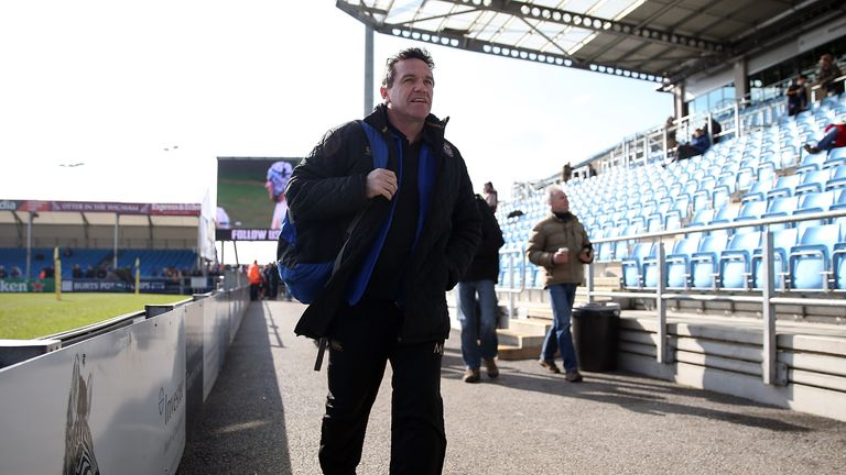 Mike Ford was fired by Bath and feels that might have affected his son's form