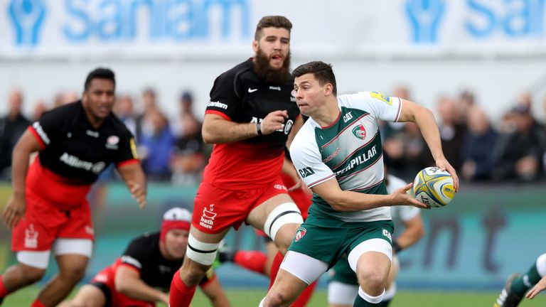 Ben Youngs faces tough competition at scrum-half