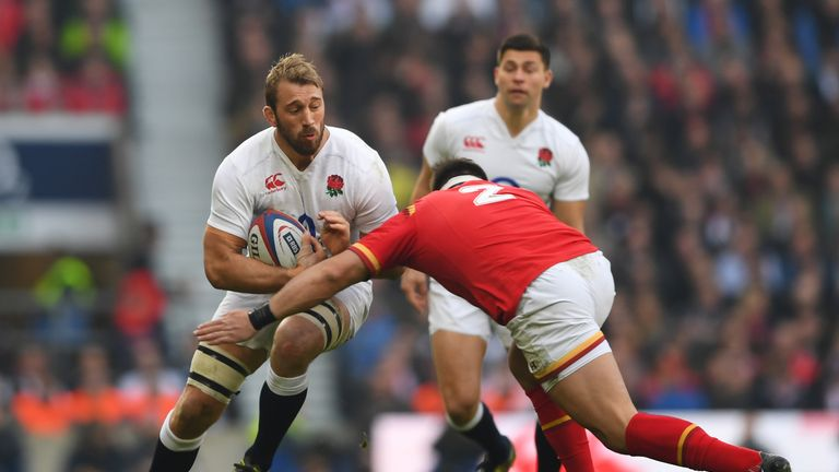 England go head-to-head with Wales for the third time since September