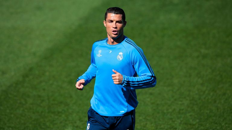 Cristiano Ronaldo is available after returning from injury
