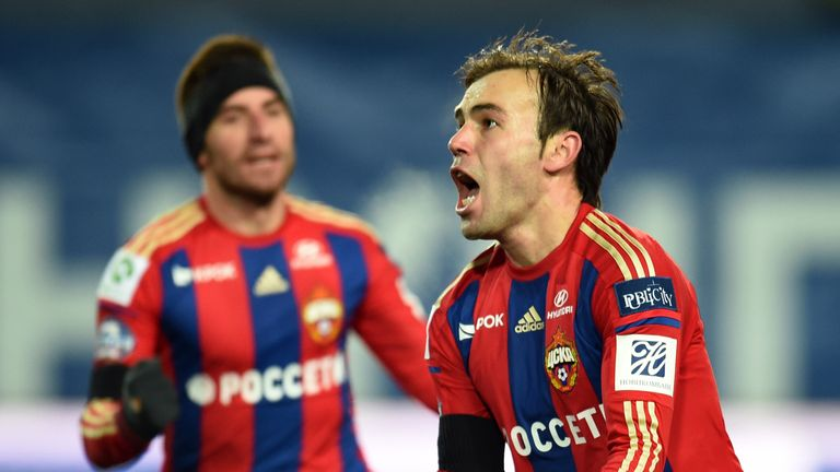 CSKA Moscow have won their sixth league title.