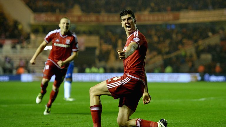 Daniel Ayala has won the PFA Fans' Player of the Season for the Sky Bet Championship