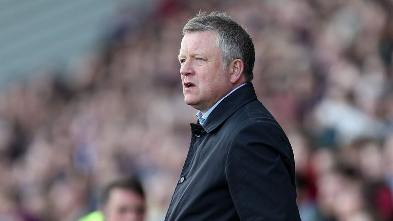 Chris Wilder steered Northampton to League Two glory