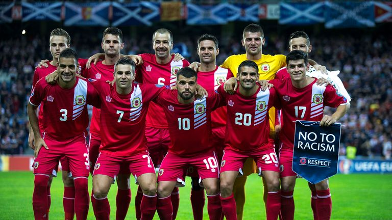Gibraltar could now enter the qualifying campaign for the 2018 World Cup
