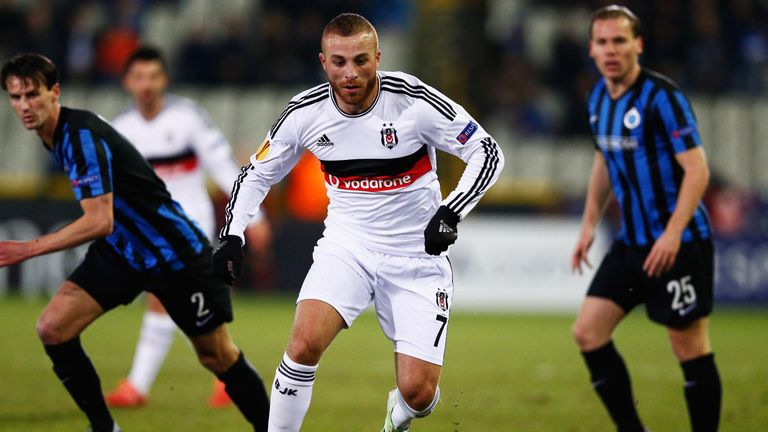 West Ham's summer signing Gokhan Tore is having a scan on a knee injury on Friday