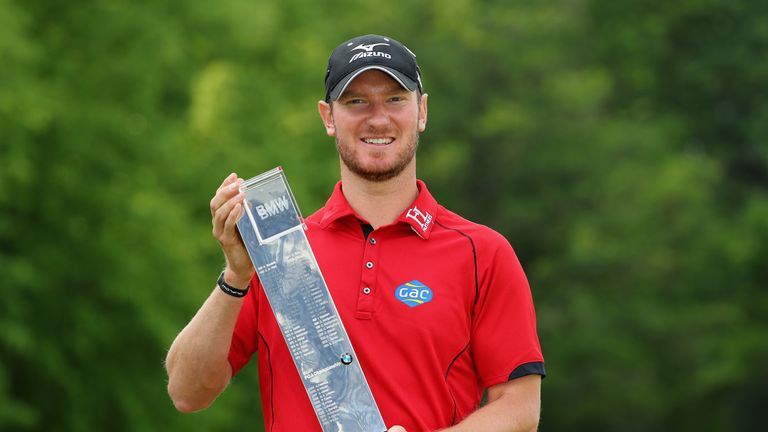 Wood's victory is his third European Tour title