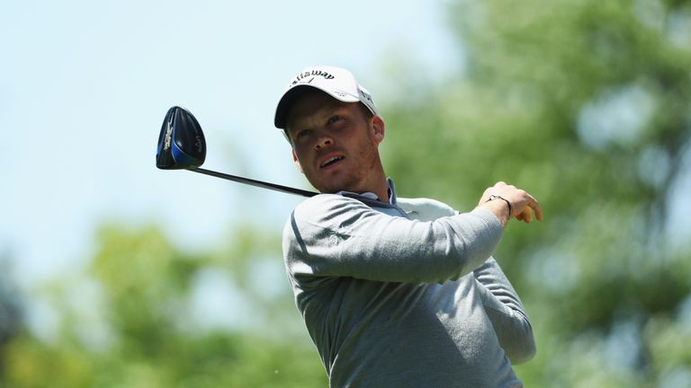 Danny Willett was again erratic as he finished two back after a 71