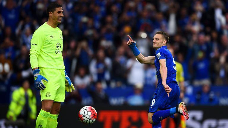 Leicester 3 - 1 Everton - Match Report & Highlights