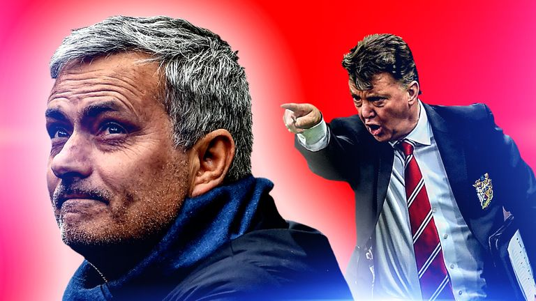 Busting some of the myths about Jose Mourinho, Manchester United's new boss
