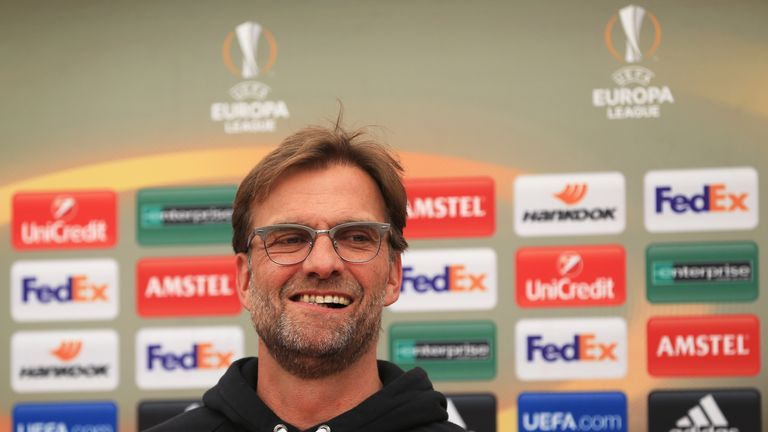 Klopp guided Liverpool to the Europa League and League Cup final last season