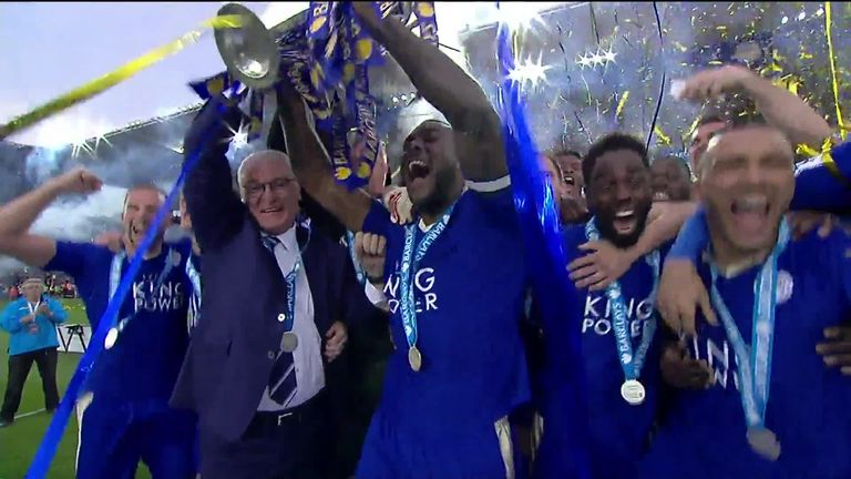 Leicester and Southampton were the last teams to dismantle the 'big six' back in 2015/16