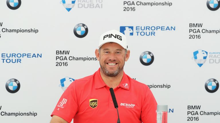 Westwood is hoping to make a tenth consecutive Ryder Cup appearance later this year